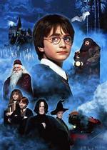 哈利波特1神秘的魔法石